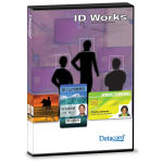 Datacard ID Works Visitor Manager Software Picture