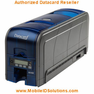 Datacard SD360 ID Card Printers Picture