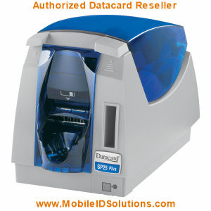 Datacard SP25 Plus ID Card Printers Picture