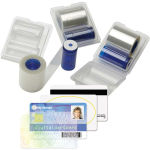 Datacard Security Overlaminates Picture