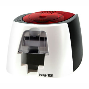 Evolis Badgy200 ID Card Printers Picture