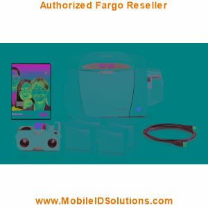 Fargo C50 ID Card Packages Picture