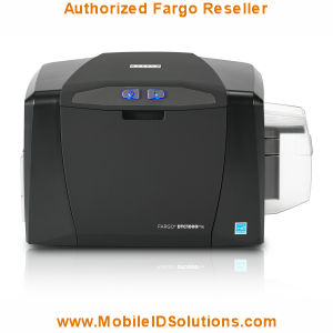 Fargo DTC1000Me ID Card Printers Picture