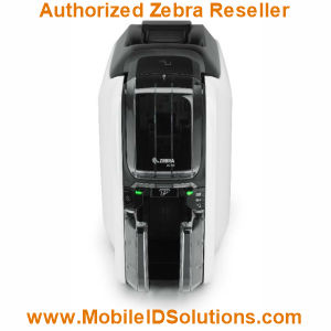 Zebra ZC100 QuikCard ID Card Solution Picture