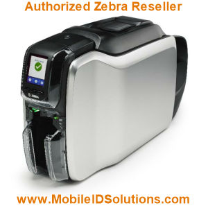 Zebra ZC300 QuikCard ID Card Solution Picture