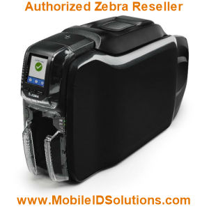 Zebra ZC350 QuikCard ID Card Solution Picture