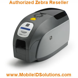 Zebra ZXP Series 3 ID Card Printers Picture