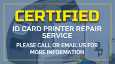 Badge Printer Repair Service