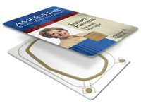 Detailed Smart Card Graphic