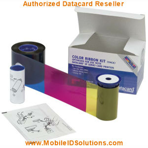 Datacard SP25 Plus Color Ribbons Picture