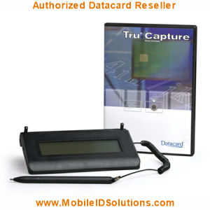 Datacard Tru Signature Solution Picture