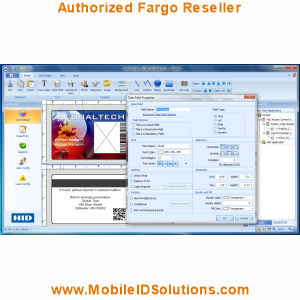 Fargo Asure ID Misc Software Picture