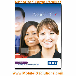 Fargo Asure ID Express Software Picture
