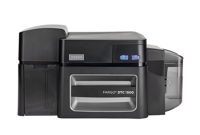Fargo DTC1500 Color ID Card Printer
