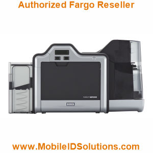 Fargo HDP5000 ID Card Printers Picture