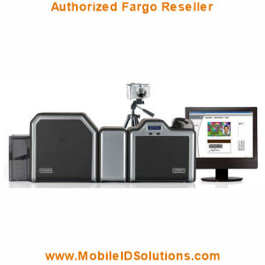 Fargo HDP5000 ID Card Packages Picture