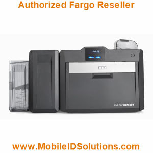 Fargo HDP6600 ID Card Printers Picture