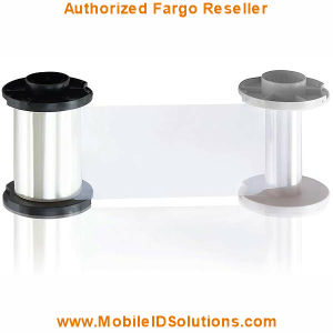 Fargo HDP5000 Retransfer Film Picture