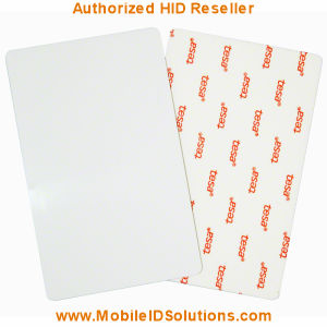 HID 1324 ProxCard II Adhesive Labels Picture