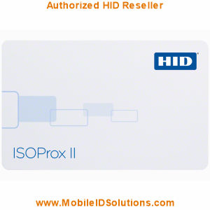 HID Prox 1386 ISOProx II Proximity Cards Picture