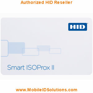 HID Prox 1597 Smart ISOProx II Proximity Cards Picture