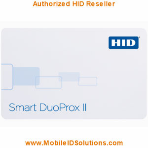 HID Prox 1598 Smart DuoProx II Proximity Cards Picture