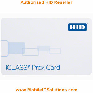 HID 203x iCLASS Prox Embeddable Cards Picture