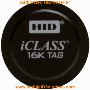 HID 206x iCLASS Tags Picture