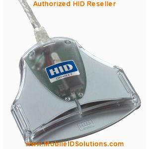HID OMNIKEY 3021 USB Readers Picture
