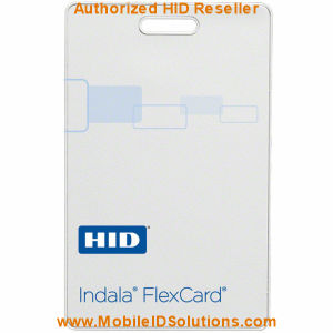 HID Indala FlexCards Picture
