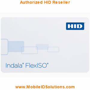 HID Indala FlexISO Imageable Cards Picture