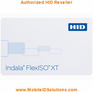 HID Indala FlexISO XT Composite Cards Picture