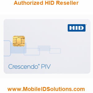 HID Crescendo 144K FIPS Cards Picture