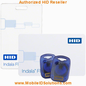 HID Indala Casi-Rusco CXPL5 Pre-Printed Rigid Cards Picture