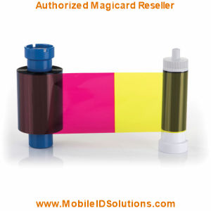 Magicard Rio Color Ribbons Picture