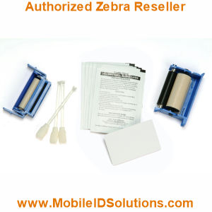 Zebra Card P430i Cleaning Kits Picture