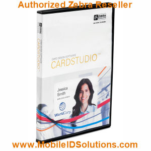 Zebra CardStudio Software - Pro Edition Picture