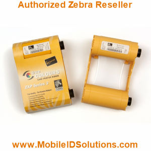 Zebra ZXP Series 3 Color Ribbons Picture