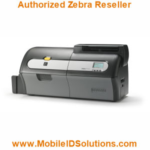 Zebra ZXP Series 7 ID Card Printers Picture
