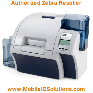 Zebra ZXP Series 8 ID Card Printers Picture