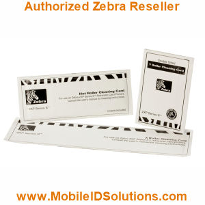 Zebra ZXP Series 8 Cleaning Kits Picture