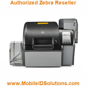 Zebra ZXP Series 9 ID Card Printers Picture